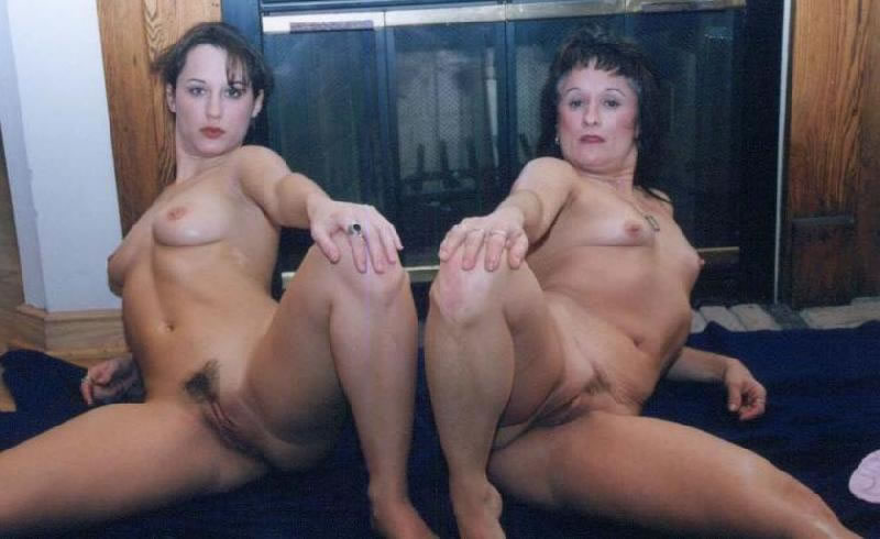 Mom and daughter have sex